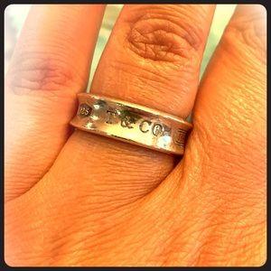 Tiffany & co ring size 8